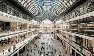 Торговые центры в Германии пустеют