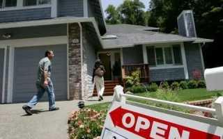 Средние ставки по ипотечным кредитам в США снижаются; 30-летняя-2,98%